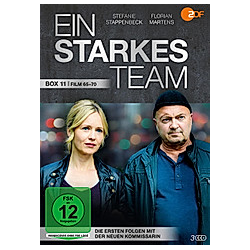 Ein starkes Team - Box 11 (Film 65-70) - DVD  Filme