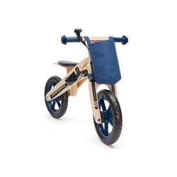 wuuhoo Laufrad Speedy in Nautur-Holz mit Transport Tasche