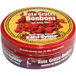 Echt Sylter Brisen-Klömbjes Rote Grütze Bonbons