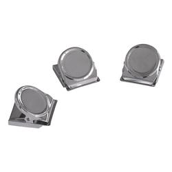 3er-Pack Magnetclips »HMC35«, Haftkraft 500 g, Franken, 4.5x3.5 cm