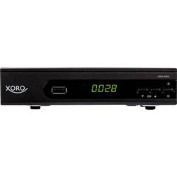 Xoro HRS 8660 HD-SAT-Receiver Aufnahmefunktion, Front-USB, LAN-fähig