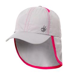 Hilltop Schirmmütze Kindermütze, Sommerhut, Sonnenhut, Schirmmütze mit Nackenschutz