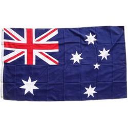 XXL Flagge Australien 250 x 150 cm Fahne mit 3 Ösen 100g/m² Stoffgewicht