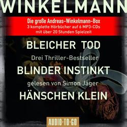 Die große Andreas-Winkelmann Box als Hörbuch CD von Andreas Winkelmann