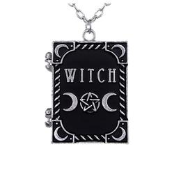 Restyle Halsband Restyle Halskette Witch Buch