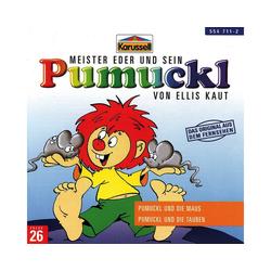 Universal Hörspiel CD Pumuckl 26 - Pumuckl und die Maus/Pumuckl und