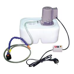 Holzmann Kühlmittelpumpe KMP13 für Fräsmaschinen, Bohrmaschinen, Drehmaschinen