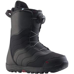 Burton Damen Mint Boa Snowboard Boot, Black, 6.0