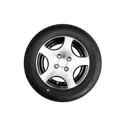 Aluminium-Rad für Anhänger 165/70 R13 4x100 79N Kenda