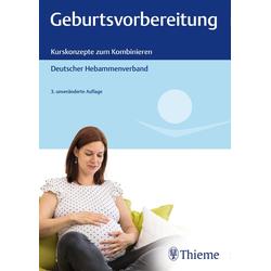 Geburtsvorbereitung als Buch von