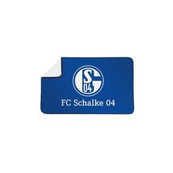 Schalke 04 Sporthandtuch, 80 x 130 cm
