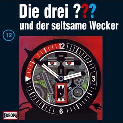 Die drei ??? 012 und der seltsame Wecker (drei Fragezeichen) CD