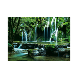 HEYE Puzzle Puzzle 1000 Teile - Magic Forests, Cascades, Puzzleteile
