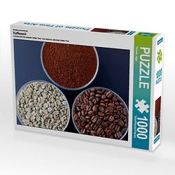 Kaffeezeit Lege-Größe 64 x 48 cm Foto-Puzzle Bild von Anette Jäger Puzzle
