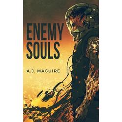 Enemy Souls: eBook von A. J. Maguire