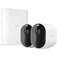 Arlo Kabelloses Sicherheitssystem Pro 3 mit 2 HD-Kamera VMS42400P