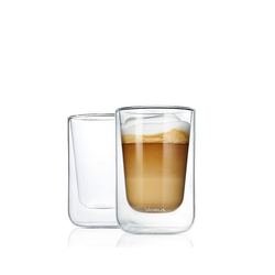 BLOMUS Cappuccinotasse Cappuccino Thermo-Gläser, 2er Set, Glas