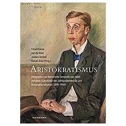Aristokratismus - Buch