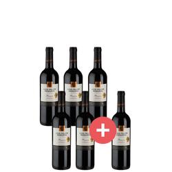 5+1 Paket Cabernet Sauvignon Reserva Weinlakai Empfehlung - Weinpakete