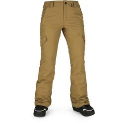 Volcom - Bridger Ins Pant Burnt Khaki - Skihosen - Größe: XS