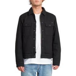 Volcom - Lynstone Jacket Black - Jacken - Größe: XL