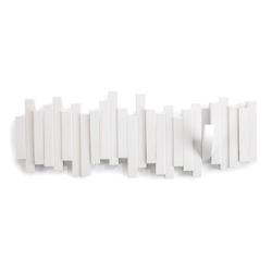 Umbra Wanddekoobjekt Hooks Sticks Weiß