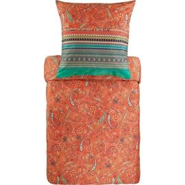 BASSETTI Burano orange 135 x 200 cm + 80 x 80 cm