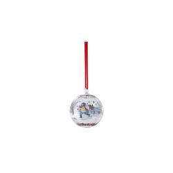 Hutschenreuther Weihnachtsbaumkugel Kristallkugel 2021 Glaskugel