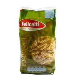 BIO Fusilli, Spiralnudeln aus Hartweizengrieß, 500g - Felicetti