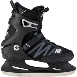 K2 F.I.T. ICE Schlittschuh 2021 black/grey - 42