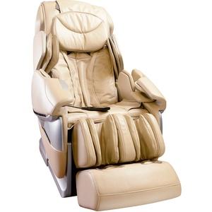Premium-Ganzkörper-Massagesessel GMS-300.bt mit Bluetooth, beige