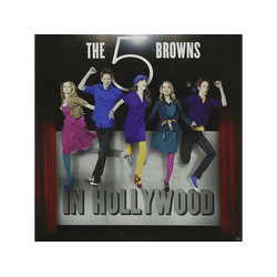 Five Browns - In Hollywood (CD)