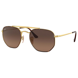 RAY BAN Sonnenbrille THE MARSHAL RB3648 goldfarben M