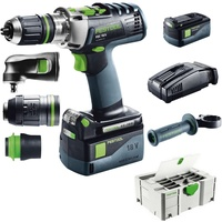 Festool PDC 18/4 Li 5,2-Set/XL