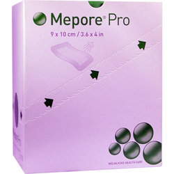 Mepore Pro Steril Pflaster 9x10 cm