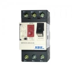 Motorschutzschalter Motorschutz MOV2 4-6.3A MS-Schalter MOV2-6.3 XBS
