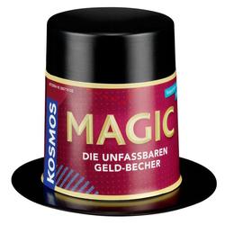 Kosmos Zauberkasten Magic Mini Zauberhut - Die unfassbaren Geld-Becher
