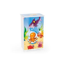Homestyle4u Kommode, Kinderkommode Kinderschrank *Unterwasser*