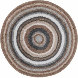 KLEINE WOLKE Mandala Ø 60 cm braun