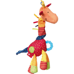 Sigikid Greifspielzeug Aktiv-Giraffe Baby Activity