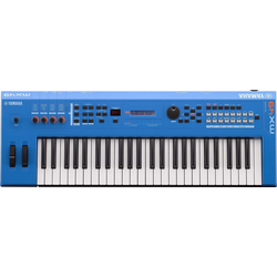 Yamaha MX-49 V2 BU aus Showroom 49 Tasten Synthy in blau