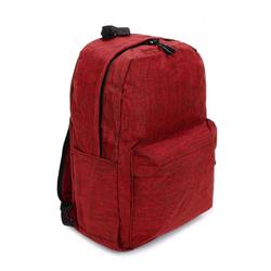 Egomaxx Rucksack 2897, Rucksack für Mädchen und Jungen rot