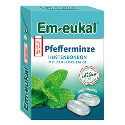 Em-eukal Pfefferminze Hustenbonbons