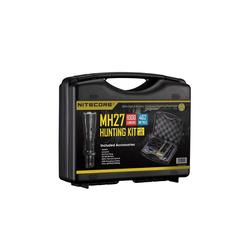 Nitecore LED Taschenlampe Nitecore MH27 Hunting Set LED Taschenlampenset mit