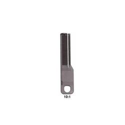 Sulzer Micpac Stößel PLA 050-10 Mischungsverhältnis 10:1 für DMA 50ml