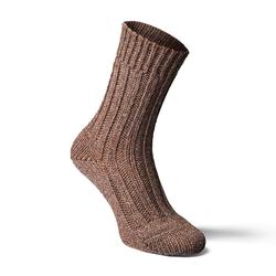 Fellhof Alpaka-Socken dick