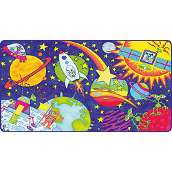 Kinderteppich Lovely Kids, Weltraum Gr. 100 x 160