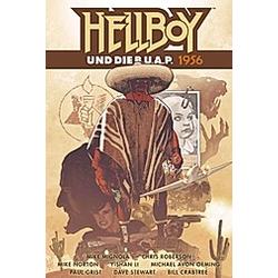 Hellboy - Hellboy und die B.U.A.P. 1956. Mike Mignola  - Buch