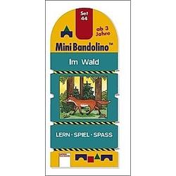 MiniBandolino (Spiele): Set.44 Im Wald (Kinderspiel)