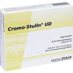 CROMO STULLN UD Augentropfen 10 ml